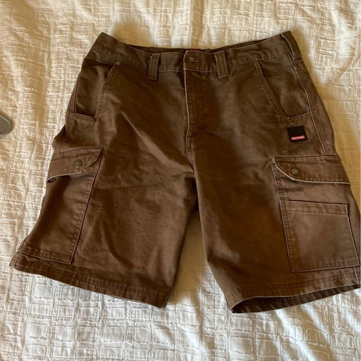 vintage Cargo Shorts