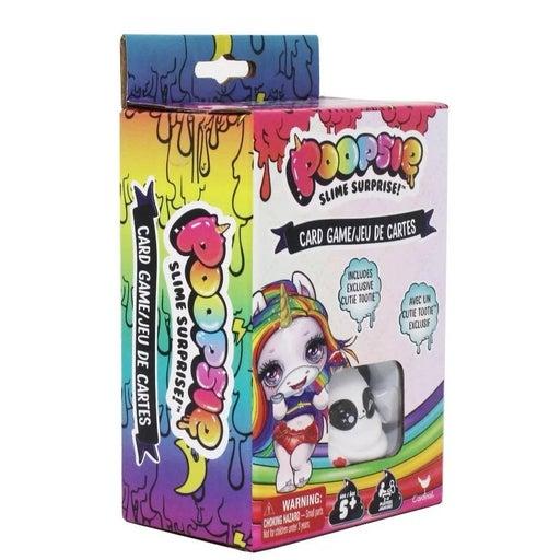 Poopsie Slime Surprise Card Game