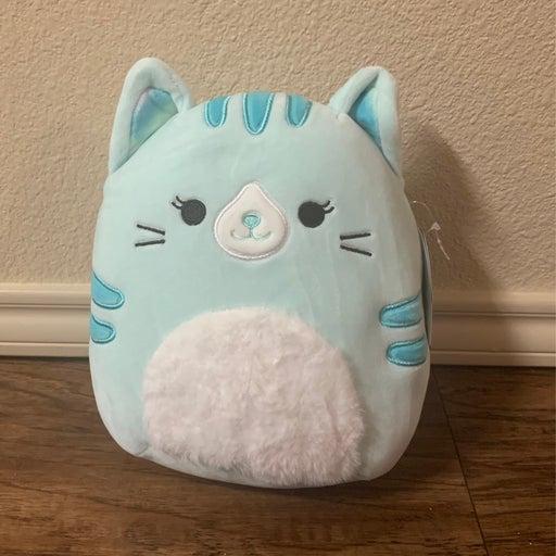 "Squishmallow Corinna the cat 8"""