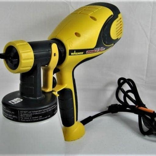 Wagner Control Spray Doouble Duty Paint Sprayer