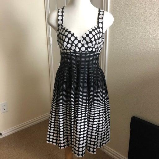 Calvin Klein pin-up Dress