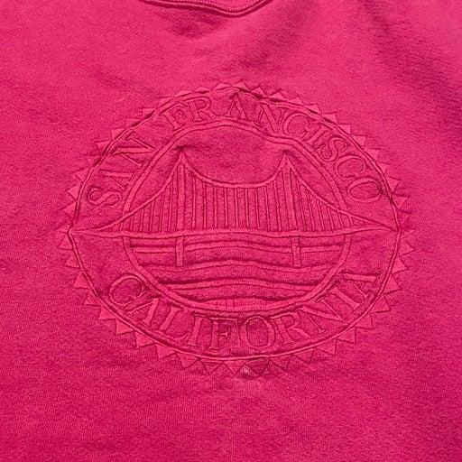 Vintage Pink San Fransisco Sweatshirt