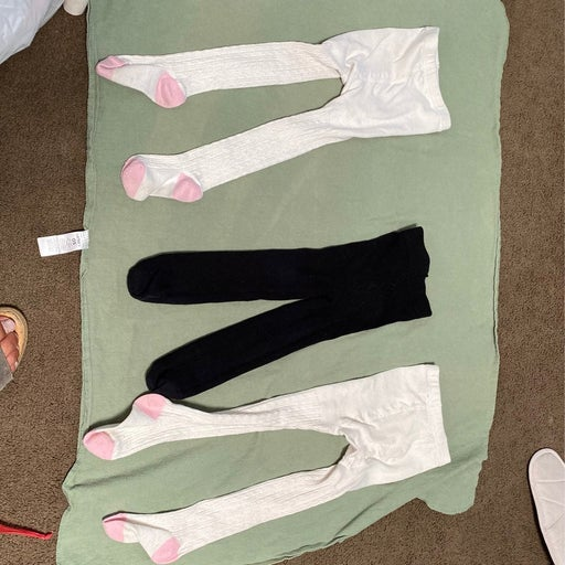 2/3T Girls tights