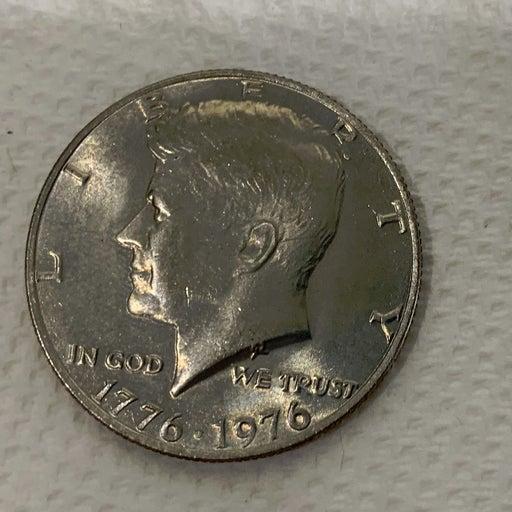 1776-1976 Kennedy Half Dollar- FINE