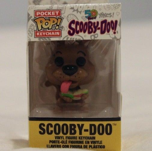 Scooby-Doo Funko Key Chain