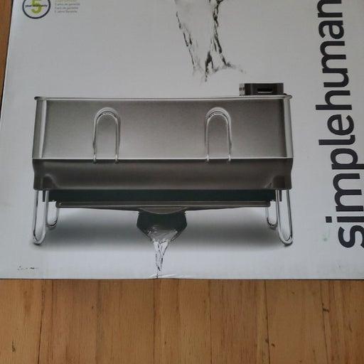 simplehuman Kitchen Compact Steel Frame