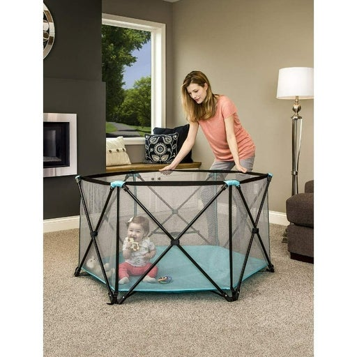 Regalo My Portable Play Yard Indoor and Outdoor Bonus Kit with Carry Case