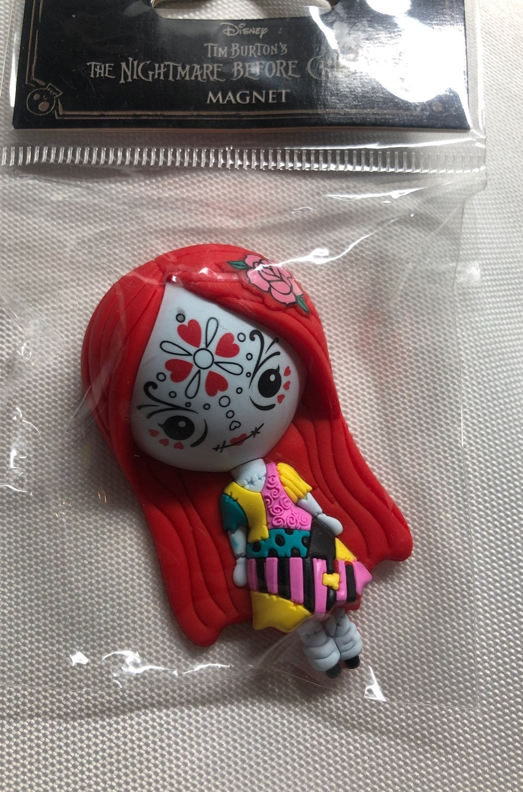 Nightmare Before Christmas Sally Magnet