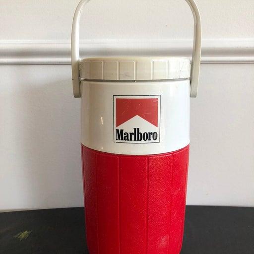 Marlboro water cooler