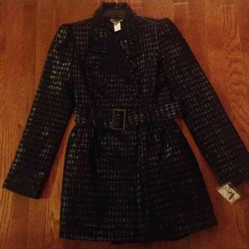 NWT Candies dressy coat