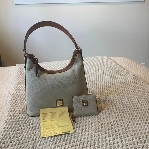 Dooney hobo bag