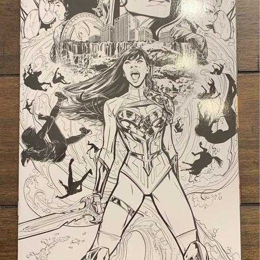 Wonder Girl #1 (1:50 Joelle Jones)