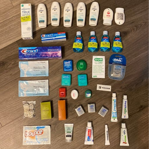Big Lot of Personal Care Items