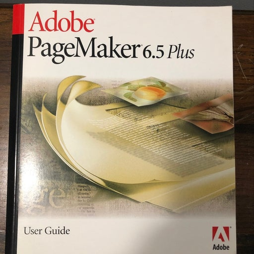 Adobe PageMaker 6.5 Plus User Guides