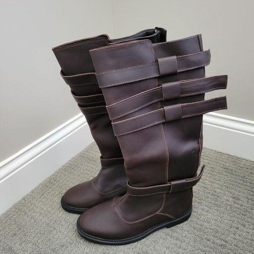 Obi-Wan Kenobi inspired boots