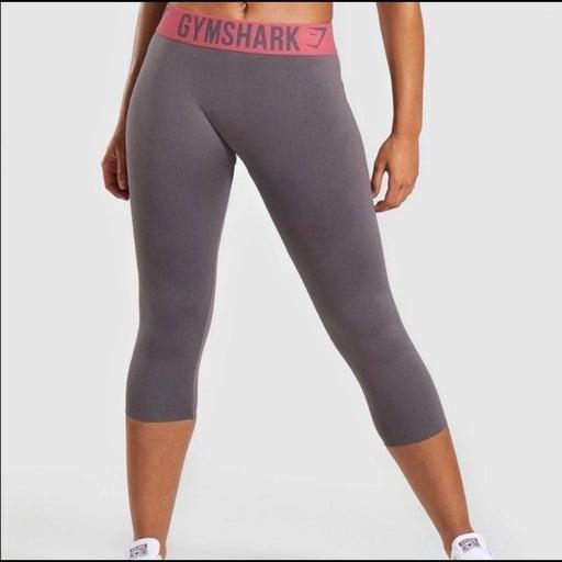 Gymshark Fit Seamless cropped leggings