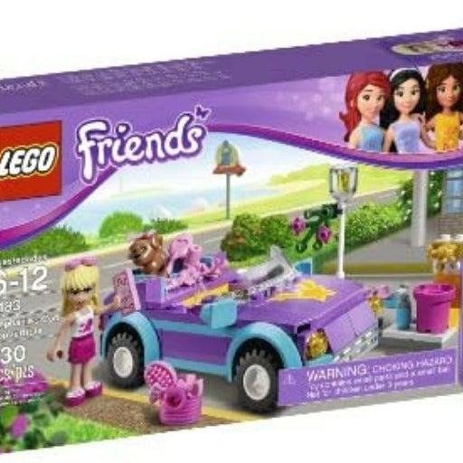 Lego Friends Set 3183 Stephanie's Cool C