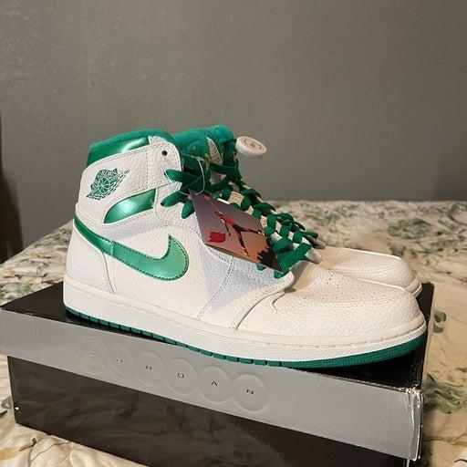 Air Jordan 1 Retro High Do The Right Thing Green