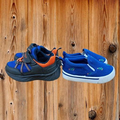 Oshkosh Baby Boy's Size 4 & 5 Shoes