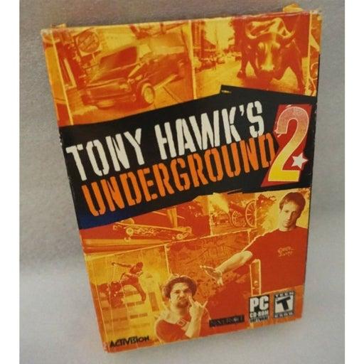 Tony Hawk's Underground 2 in Box (PC Games)