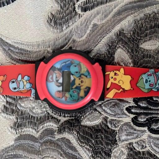Pokemon Digital Watch Red