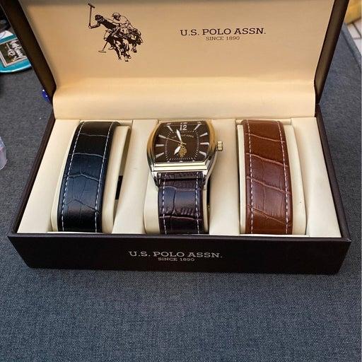 Polo Mens Watch Set