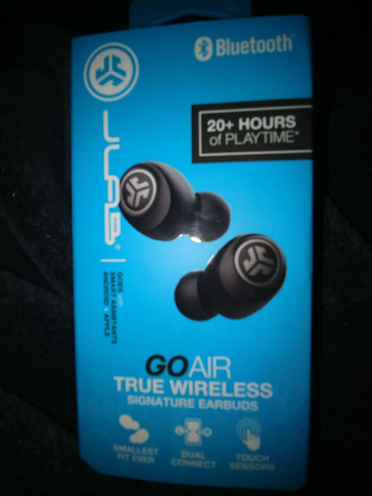 Jlab earbuds