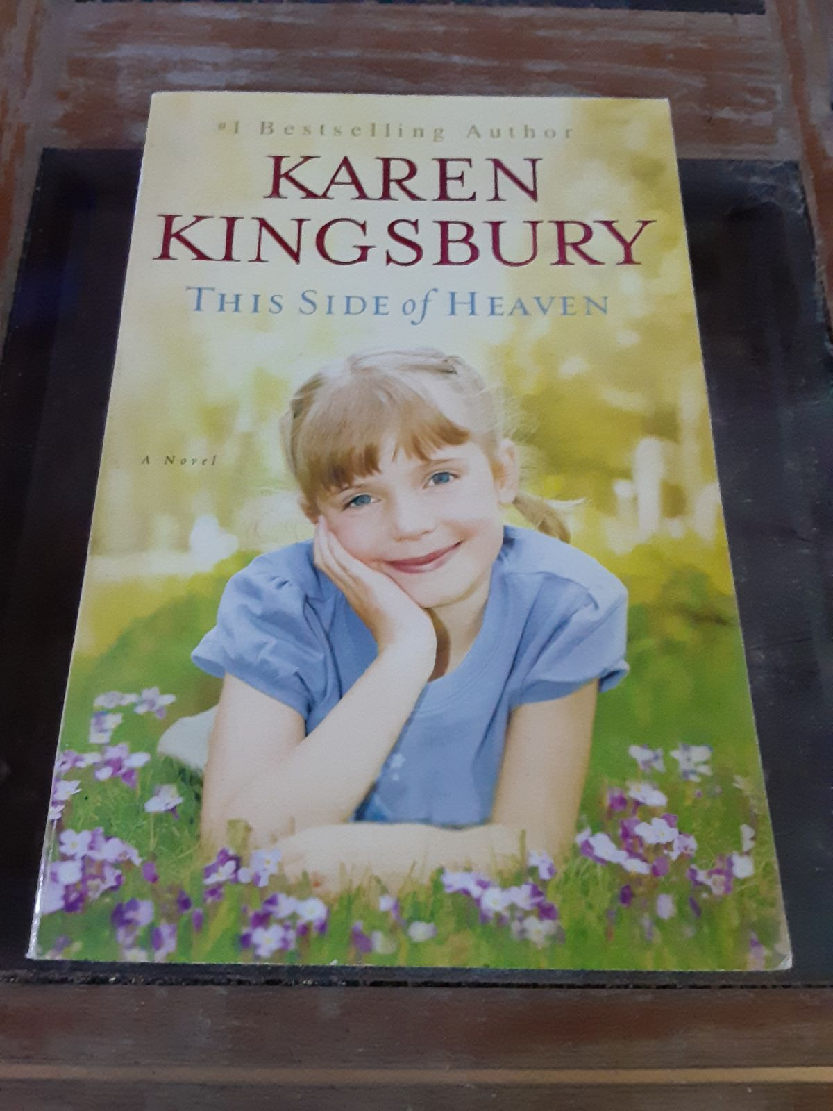 Karen kingsbury this side of heaven