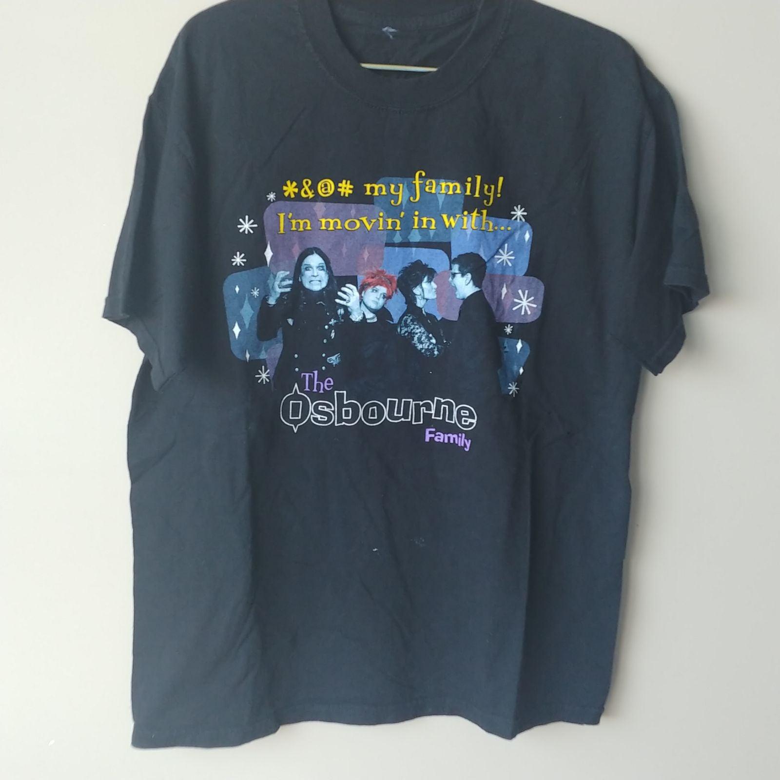 Vintage Ozzy osbourne tee shirt