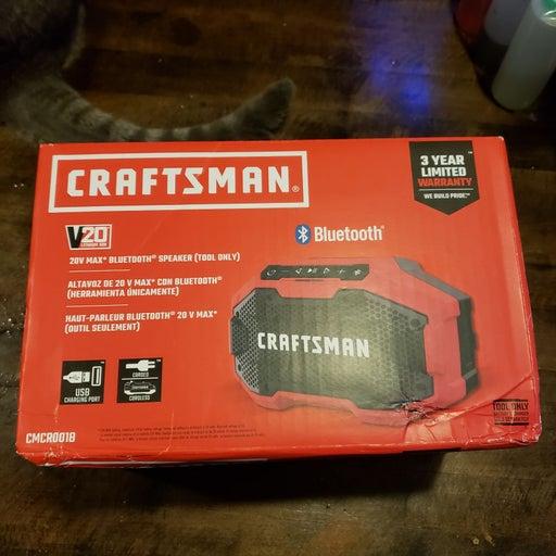 Craftsman V20 Bluetooth speaker