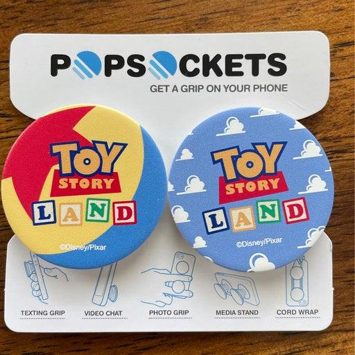 New Toy Story Land Popsockets
