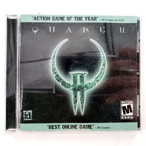 Quake II (Windows PC, 2001) In Jewel Case