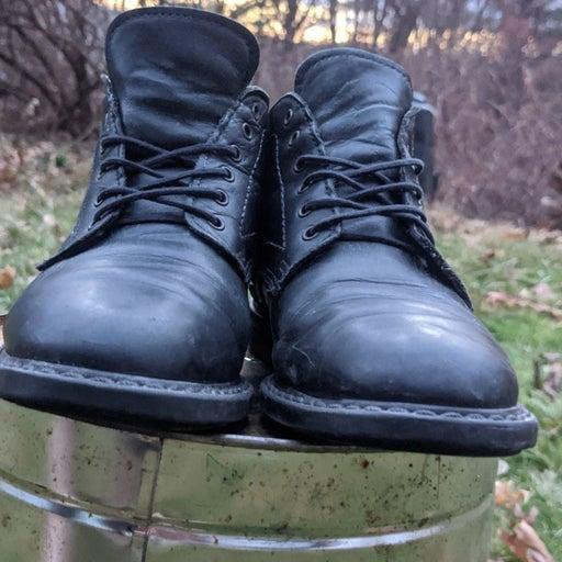 Eddie Bauer Leather Boots