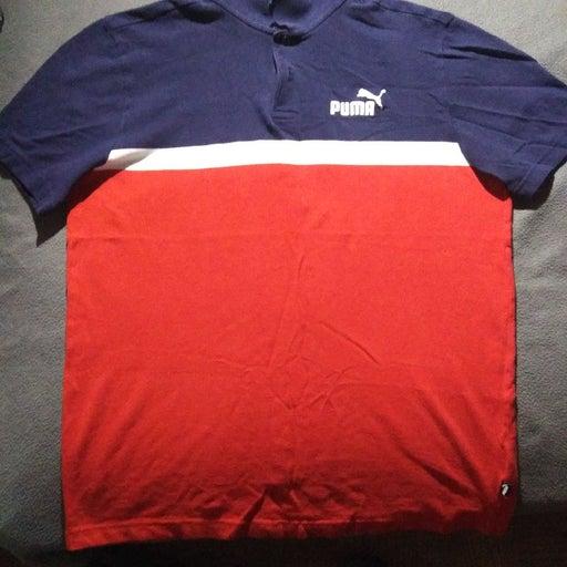 Puma collared shirt