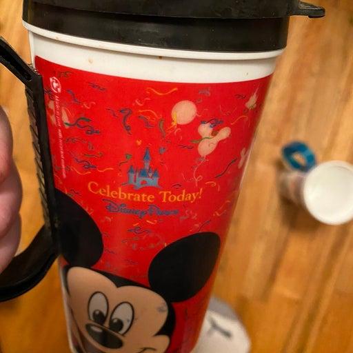 Disney Parks Refillable Mug