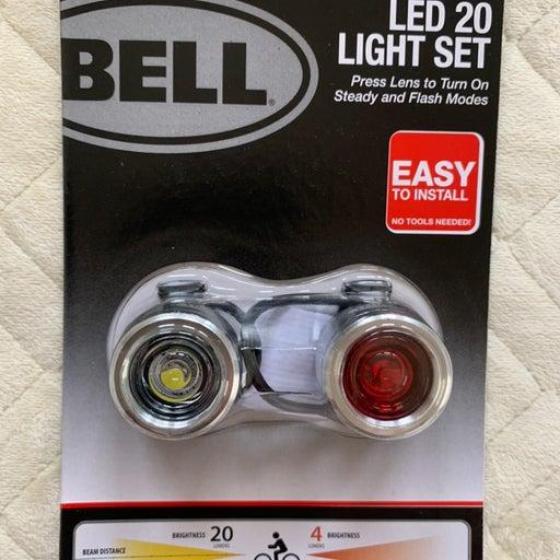 Bell Led Light Set (Bike)