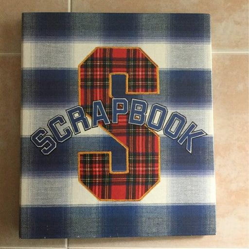 School Daze Scrapbook C R Gibson