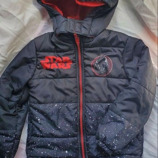 Boys Star Wars winter coat