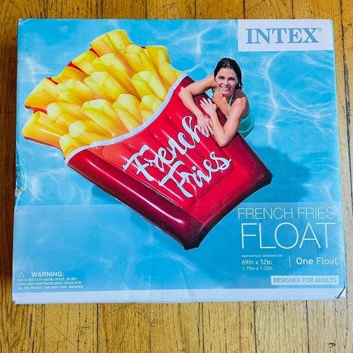 Intex French Fries Pool Float