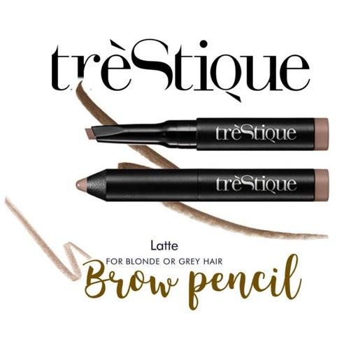 Latte Mini Brow Pencil Eyebrow trestique