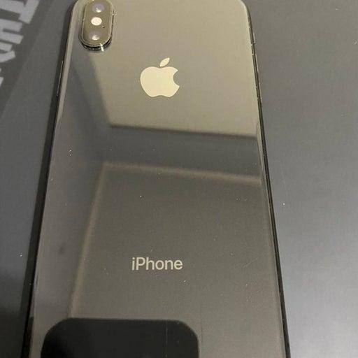 iPhone X Space Gray 64 gigabytes Verizon