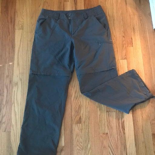 Columbia womens Convertible pants 16