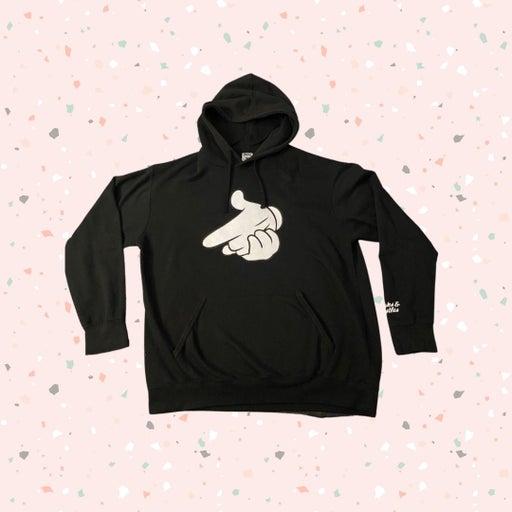 Crooks & Castle air gun hoodie