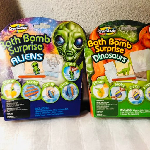 Creative Kids Bath Bomb Surprise