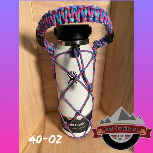 40oz Handle Carrier For Hydro Flask.