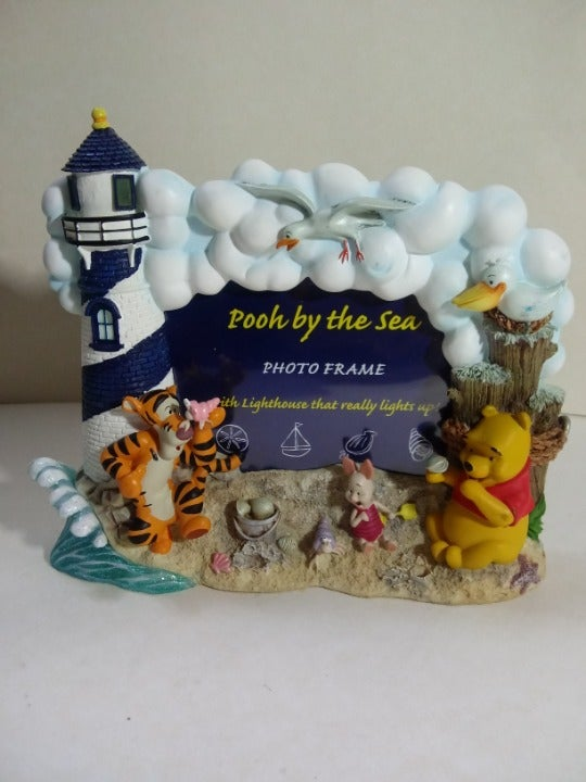 Disney Pooh by the Sea Picture Frame