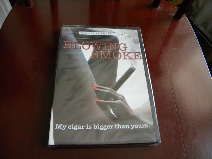 Blowing Smoke NEW Widescreen edition VHS