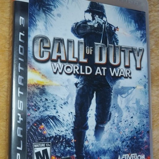 Call of Duty: World at War on PS3
