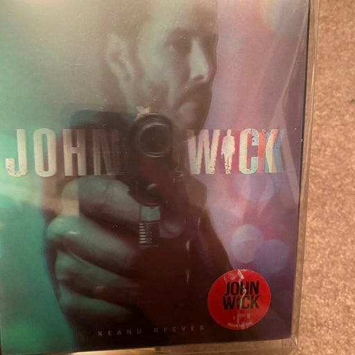 John Wick (NovaMedia Lenticular Steelbook)