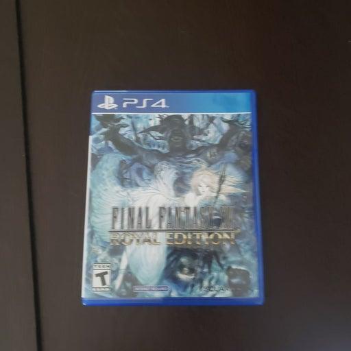 Final Fantasy XV: Royal Edition on Plays